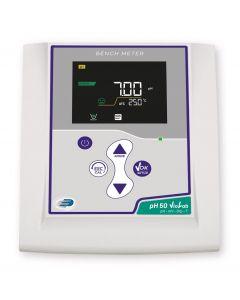 Benchtop pH/mV/temp meter