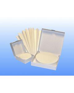 Medium speed qualitative filter paper, 70mm