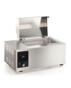 Digital water bath WNB series with slanting lid, 10L